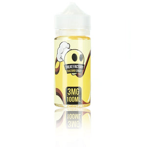 Treat Factory Custard Craze 100ml Vape Juice