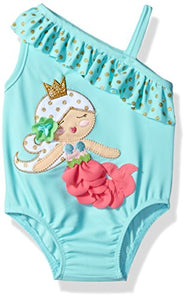 Mud Pie Girls' Swimsuit One Piece