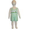 Dana Kids Little Boys Dino Hand Smocked Shortall 6M to 4T