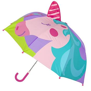 Stephen Joseph Pop up Umbrella, Unicorn
