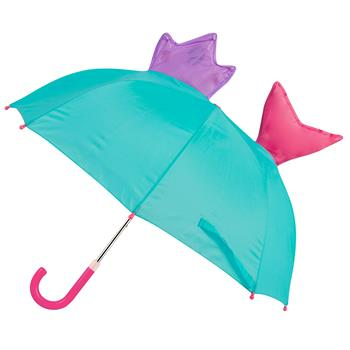 Image of Stephen Joseph Pop up Umbrella, Mermaid