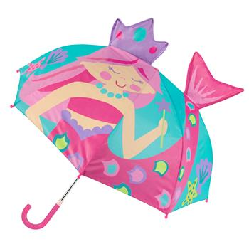Stephen Joseph Pop up Umbrella, Mermaid