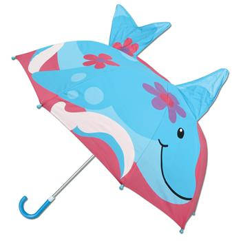 Stephen Joseph Pop up Umbrella, Dolphin