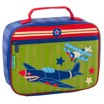 Stephen Joseph Boy Lunch Box, Airplane