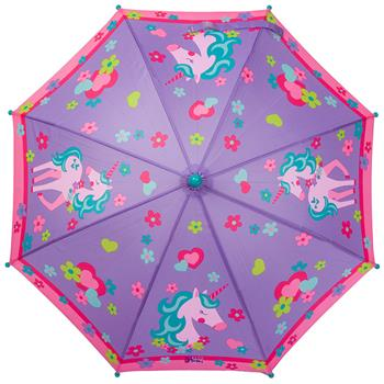 Stephen Joseph All Over Print Umbrella, Unicorn