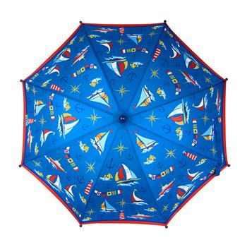 Stephen Joseph All Over Print Umbrella, Nautical
