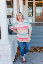 Glory Days Top Tops/Tunics - Kasey Leigh Boutique