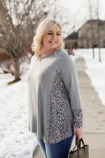 Fast As You Tunic - Kasey Leigh Boutique