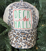 Vintage Holiday Hats - Deck the Halls - Kasey Leigh Boutique
