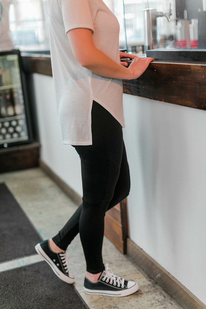 The Perfect Web Top - Kasey Leigh Boutique
