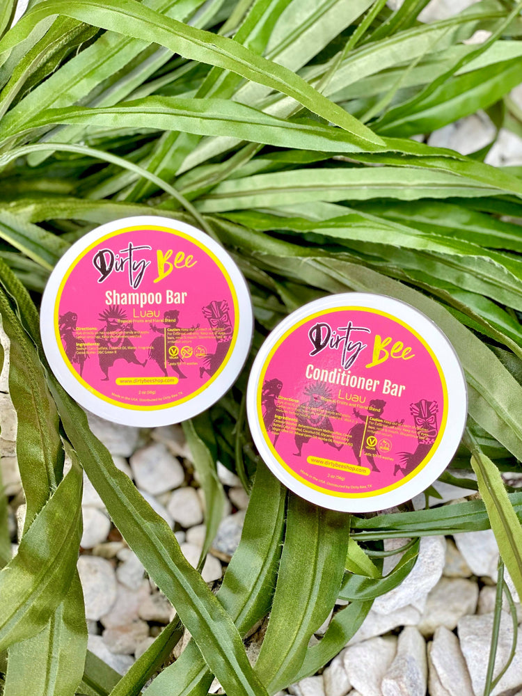Dirty Bee Shampoo & Conditioner Duo - 8 Scents Bath & Body - Kasey Leigh Boutique