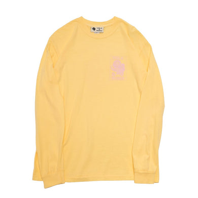 Garment Dyed L/S Tee No. 001