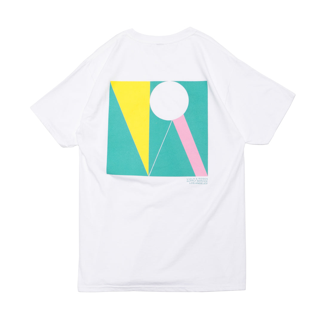 2D SQUARE S/S T-shirt