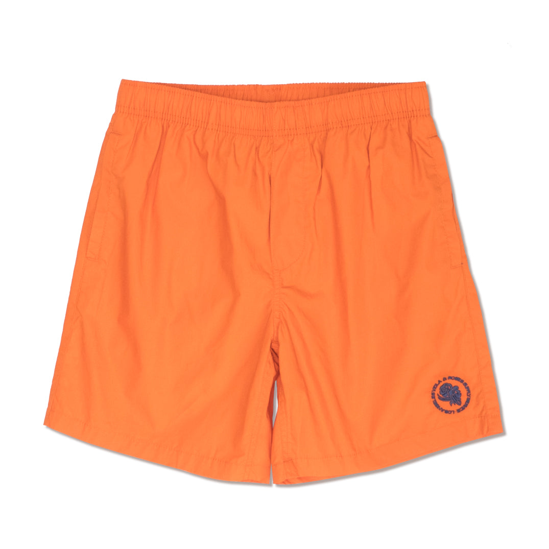 No.001 Beach Shorts Orange