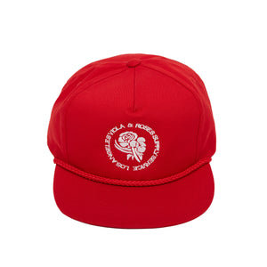 Golf Cap Circle Logo