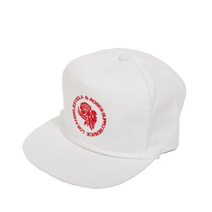 001 Golf Cap Circle Logo