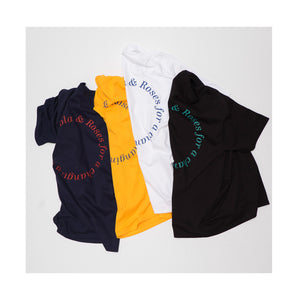 FOR A CHANGING WORLD S/S T-SHIRT