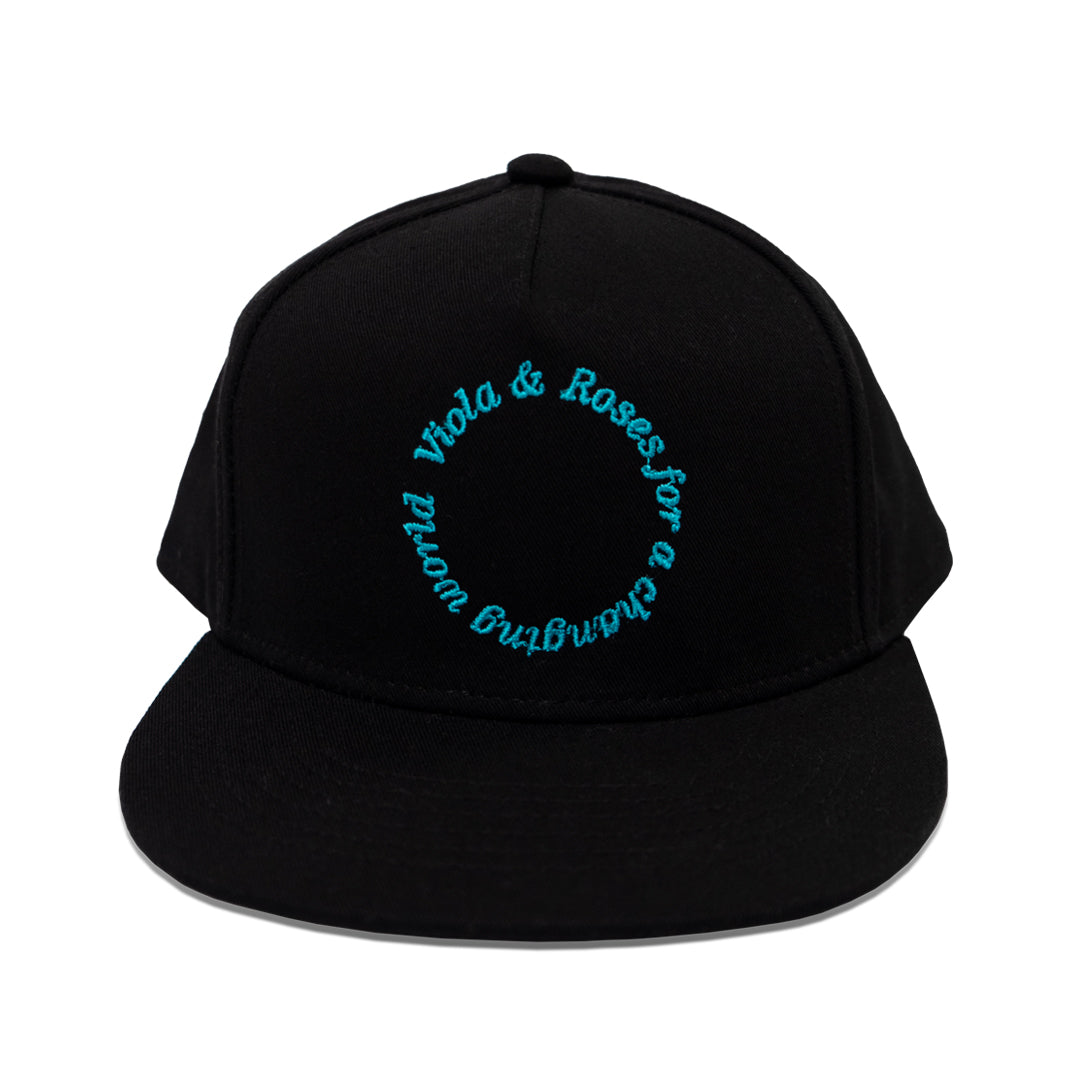 FOR A CHANGING WORLD SNAPBACK CAP