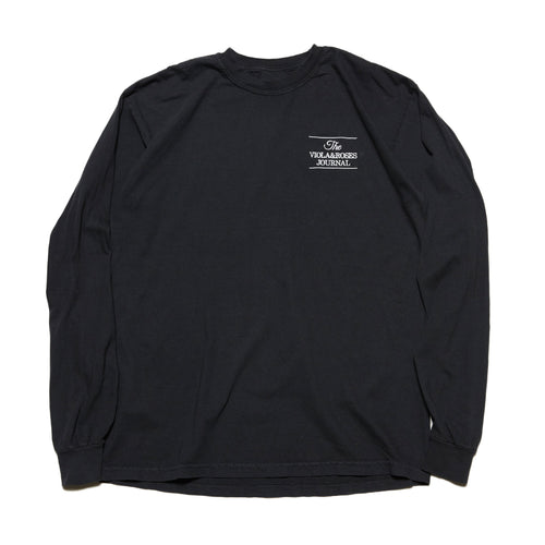 The V&R Journal L/S T-shirt