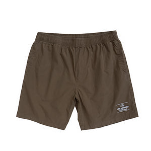 The V&R Journal S/S Beach Shorts Army