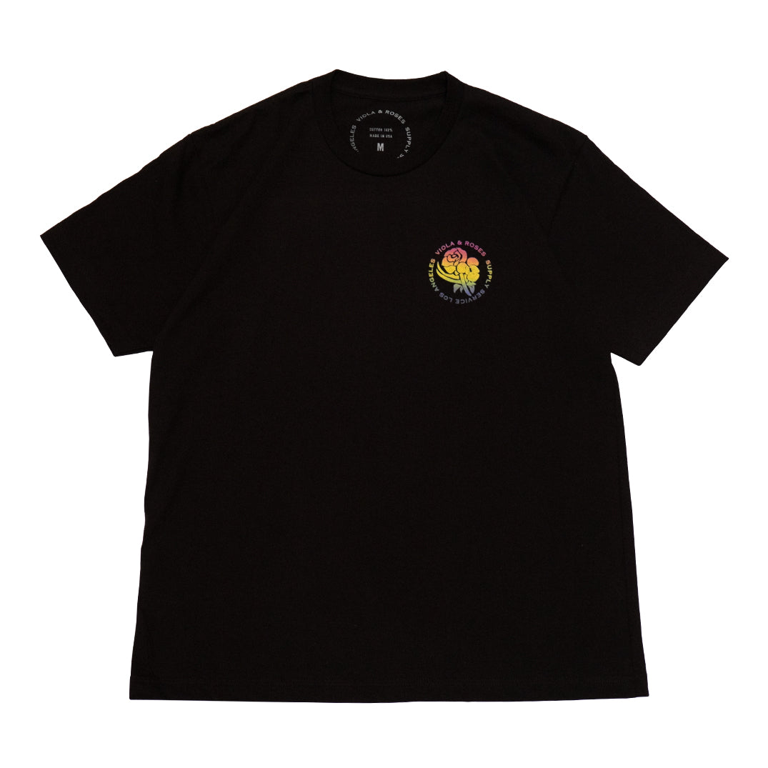 Gradient  S/S T-shirt No.002