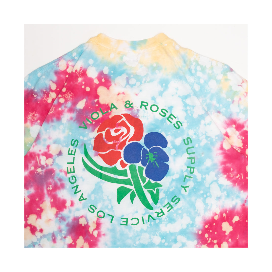 SPLASHED DYE 001 S/S TEE