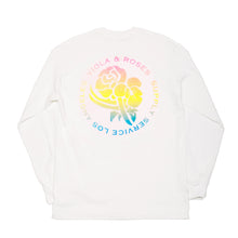 Gradient  L/S T-shirt No.001