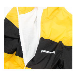Nylon Tracker Jacket Yellow