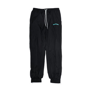 Nylon Tracker Pants Black
