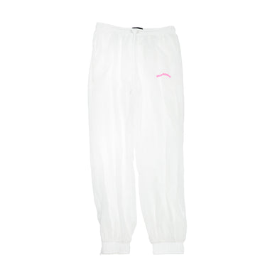 Nylon Tracker Pants White