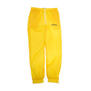 Nylon Tracker Pants Yellow