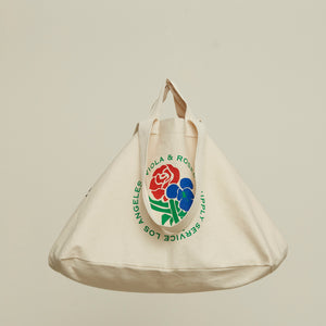 V&R Canvas Oversized Bag