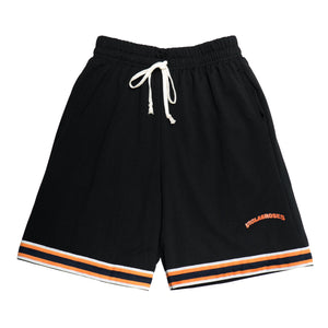 Basketball Team Shorts Black