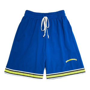 Basketball Team Shorts Royal