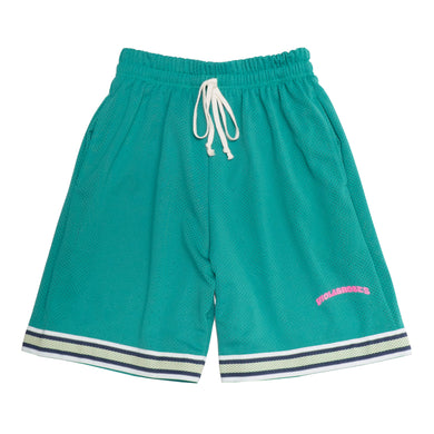 Basketball Team Shorts Teal