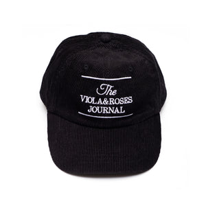 The V&R Journal Corduroy Hat