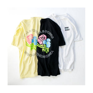 x WDS/ WIND AND ROSES S/S TEE