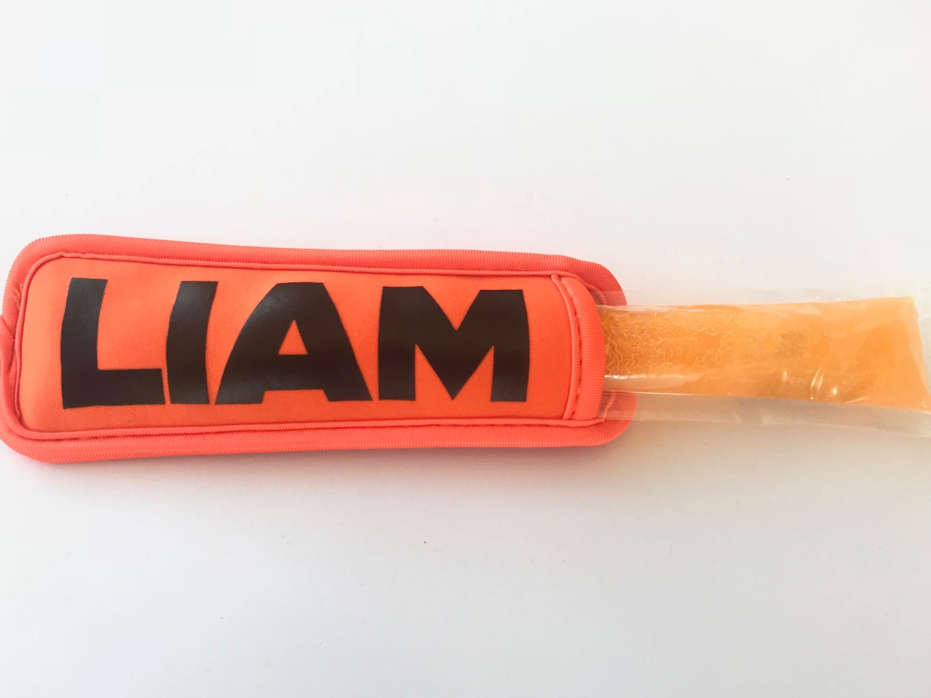 Personalised Icy Pole Holders