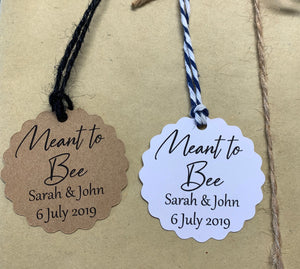 Meant to Bee (Personalised)