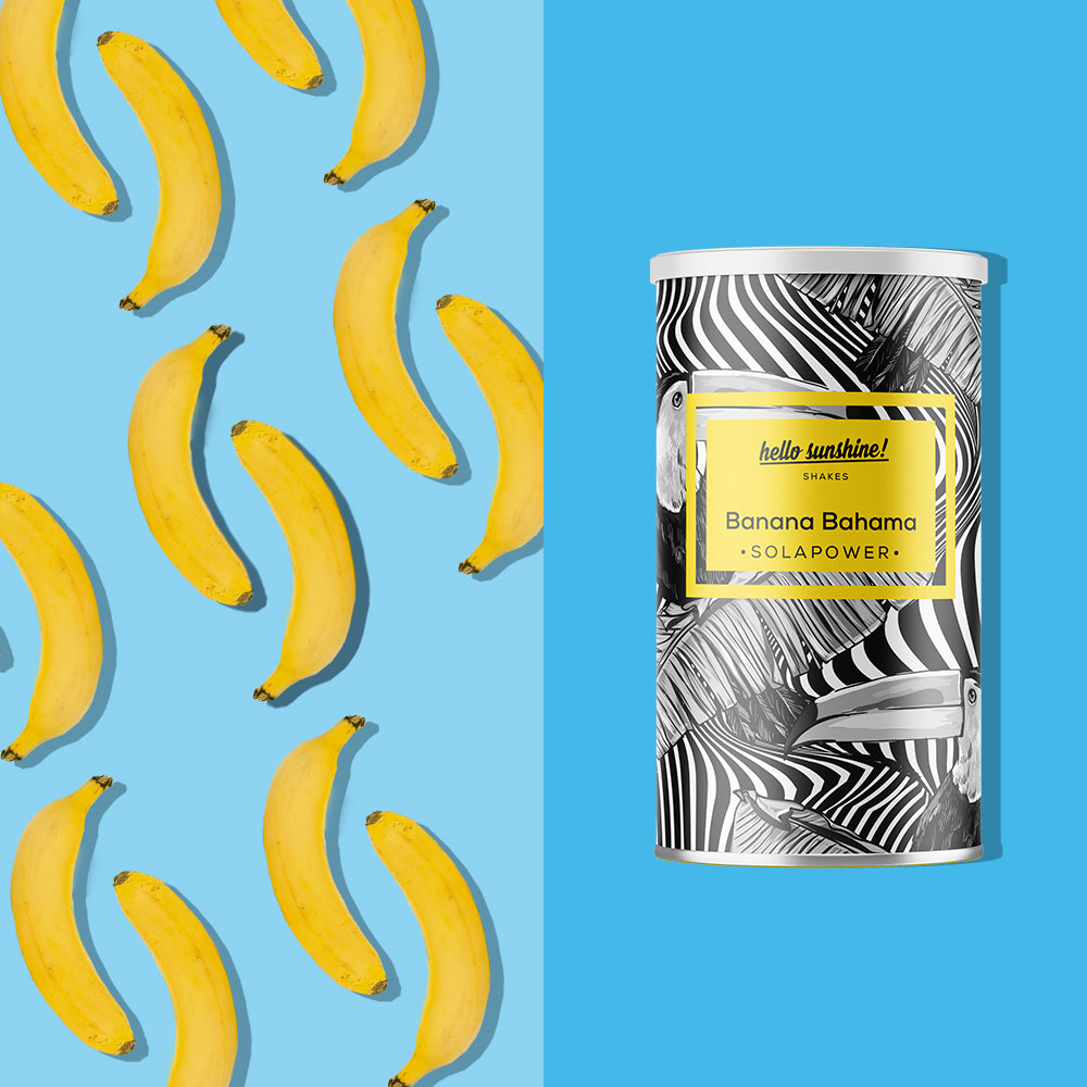 Banana Bahama Mass Gainer