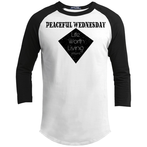 ****Sporty Unisex Peaceful Wednesday Tee****
