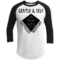 ****Sporty Unisex Gentle & Self-Controlled Tee****