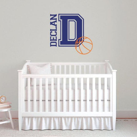 Basketball Wall Decals Db382