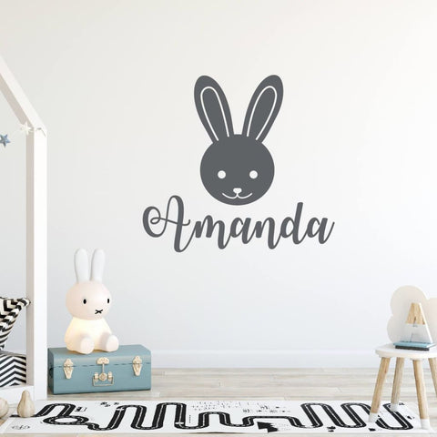 Bunny Nursery Decor Db450