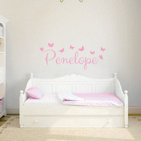 Butterfly Wall Decals 309