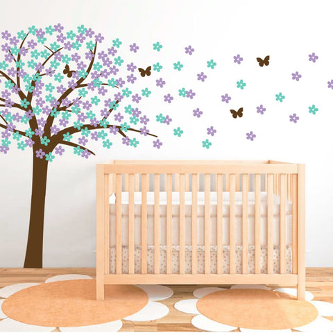 Cherry Blossom Wall Decal Db208