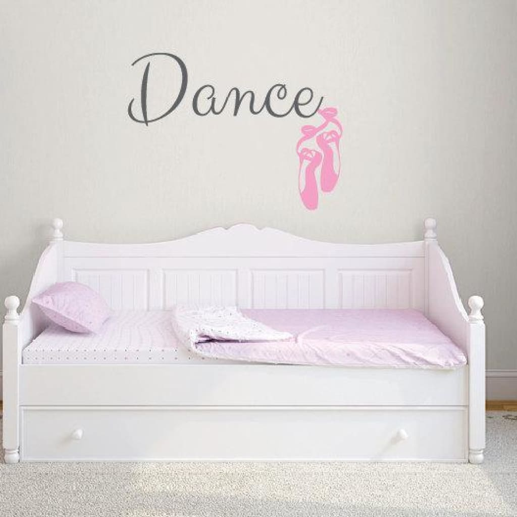 Dance Wall Decals Db370