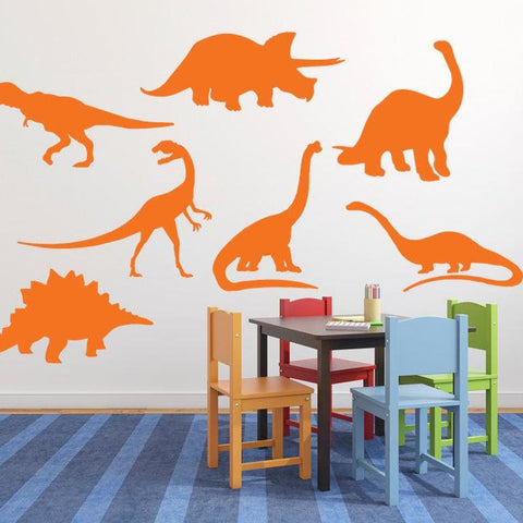 Dinosaur Wall Decal Db245