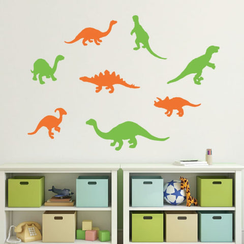 Dinosaur Wall Decals 372