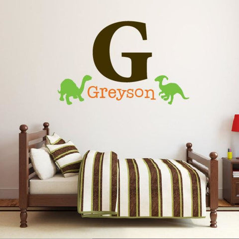 Dinosaur Wall Decals Db371